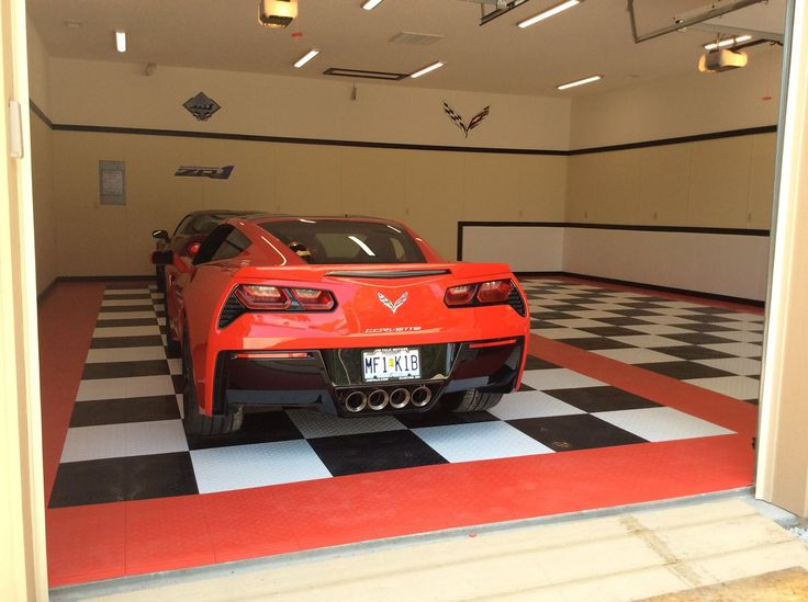 162 Best Images About Truelock Garage Floor Tile On Pinterest