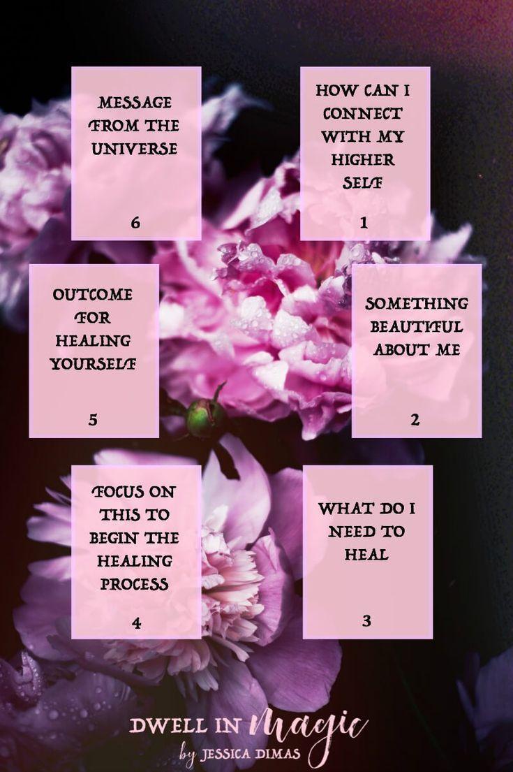 Self-love healing tarot oracle spread #selflove #oraclespreads #tarotspreads #healingtarotspread #witchythings #tarotcardsmeaning