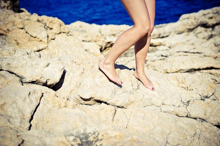 Ibiza!! :) (c) Martins Kikulis Photography  Happy feet...#Repin By:Pinterest++ for iPad#