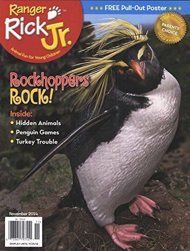 Ranger Rick Jr. (1-year auto-renewal) Magazine Subscription National Wildlife Federation, http://www.amazon.com/dp/B003I7HS5M/ref=cm_sw_r_pi_dp_DfMxub05TAV3E