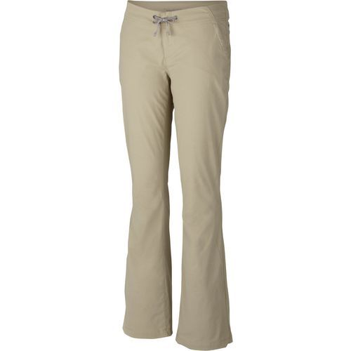 Columbia Sportswear Women's Anytime Outdoor Boot Cut Plus Size Pant (Beige Or Khaki, Size ) - Women's Outdoor, Women's Fishing Bottoms at Academy S...