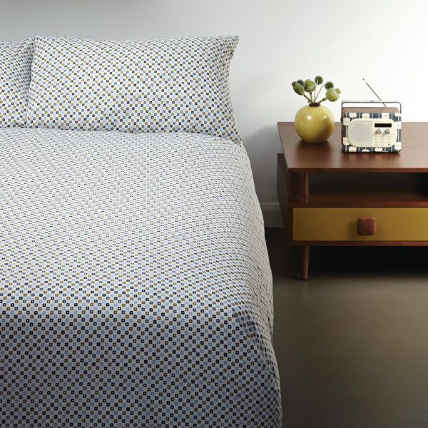 Rockpool Queen Quilt Cover Set with 2 Pillow Cases by Orla Kiely | $219.95 available at SE10 Gallery http://www.se10gallery.com.au/products/rockpool-queen-quilt-cover-set-with-2-pillow-cases