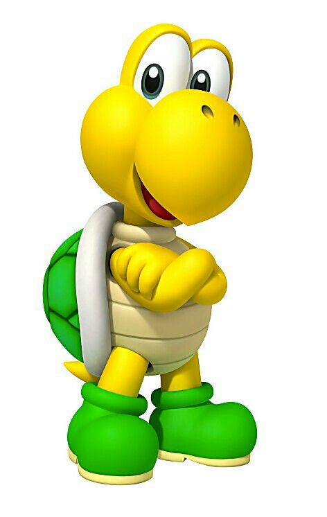 Koopa Troopa Characters Art Mario Party 9 Jpg Logan