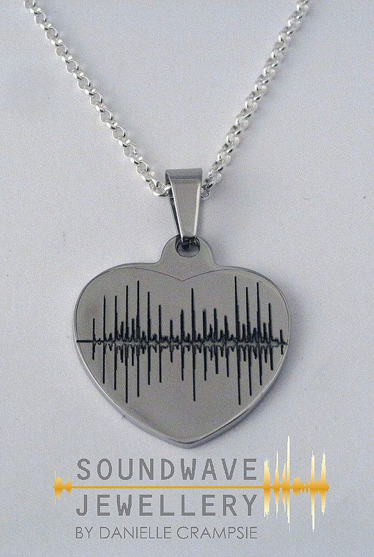 soundwave jewelry 49 best soundwave tags and pendants images on 4250