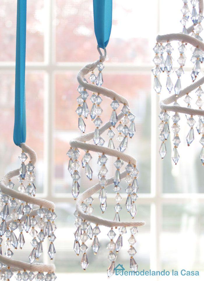 502 best Bisutería navideña images on Pinterest | Jewelry making ...