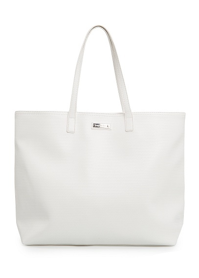 MANGO - Braided effect shopper