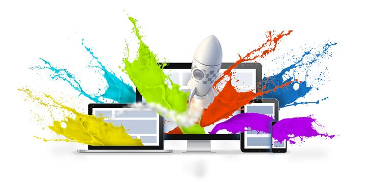 We can help you create a dynamic and colorful website for your business