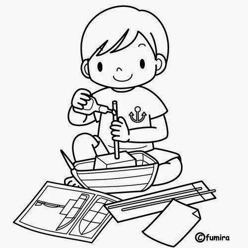Dibujos Para Colorear Maestra De Infantil Y Primaria El Colegio Dibujos Para Co Dibujo De Ninos Jugando Ninos Corriendo Para Colorear Dibujos Para Colorear