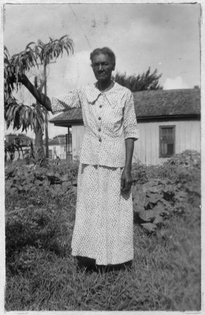 slave narrative sarah garner Lesson plan 1: audio slave narratives and sojourner truth lesson plan by:  find a hard copy of the slave narrative that goes with audio.