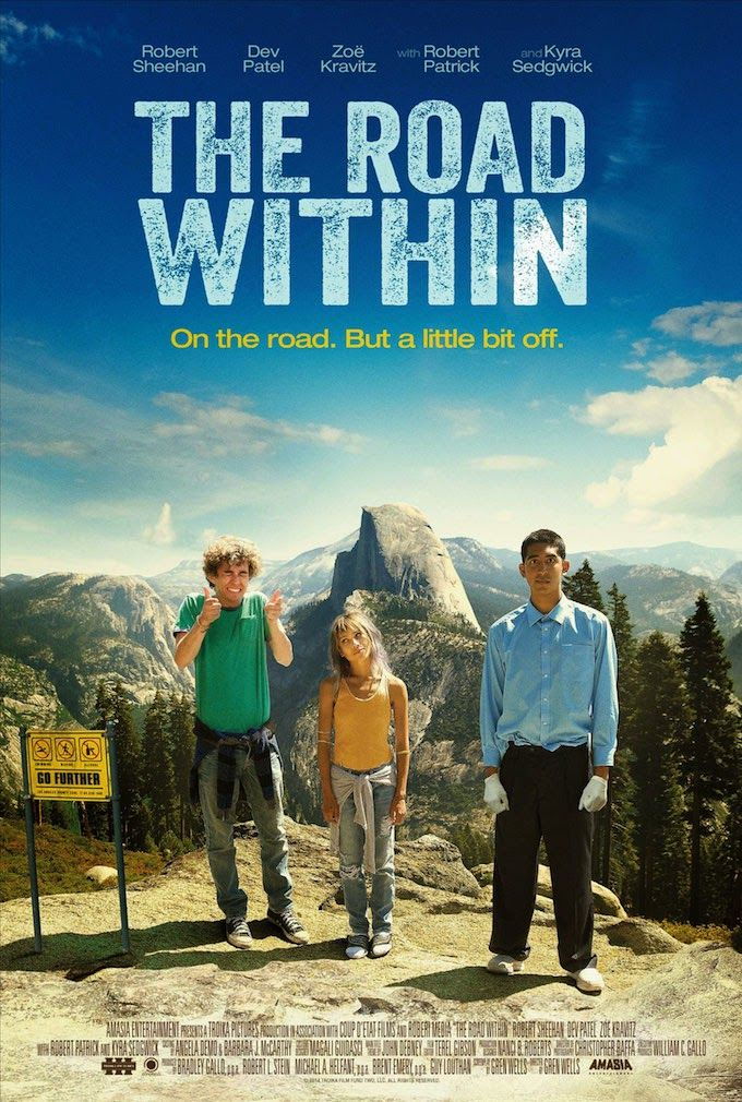 A must see movie!! Robbie Sheehan was fantastic in this, he displayed Coprolalia and all its frustrations incredibly!!!