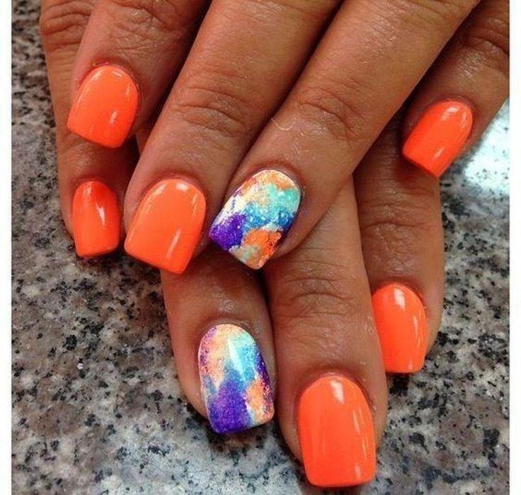 Short Nail Designs Diy nails, Cute summer nail designs
