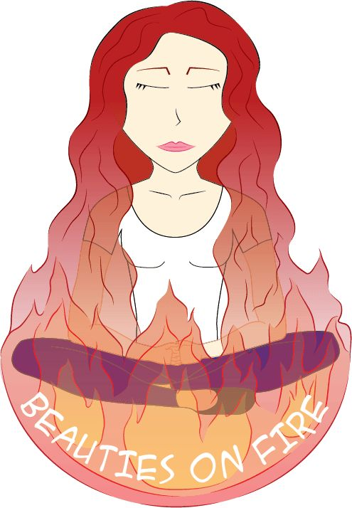 #BeautiesOnFire Blog Collab Introduction! DisasterDavis