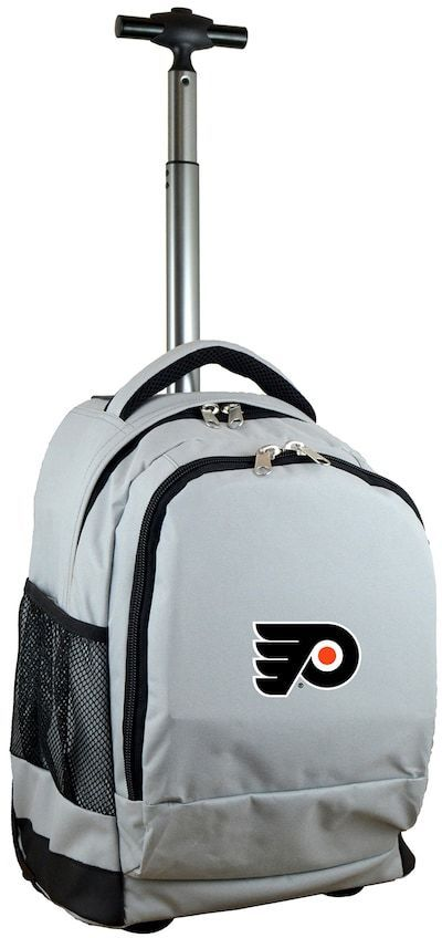 NHL Philadelphia Flyers Premium Wheeled Backpack