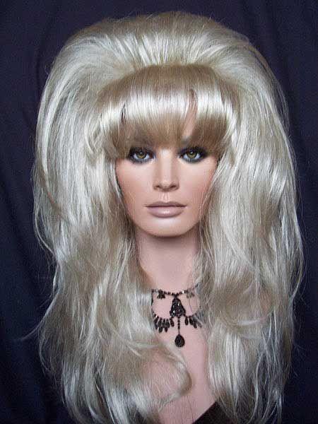Bebe Drag Wig, Showgirl Wig, dragwigs.com