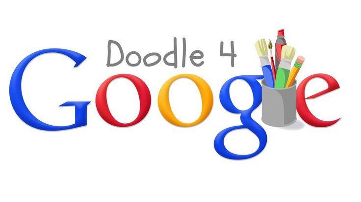 Googledoodle--design competition for kids