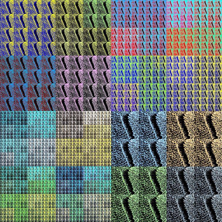 Mönsterlek pattern  play
