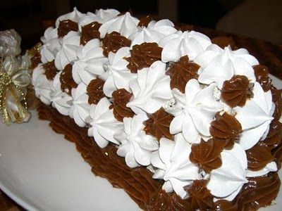 "Torta "" Monastarscaia izba """