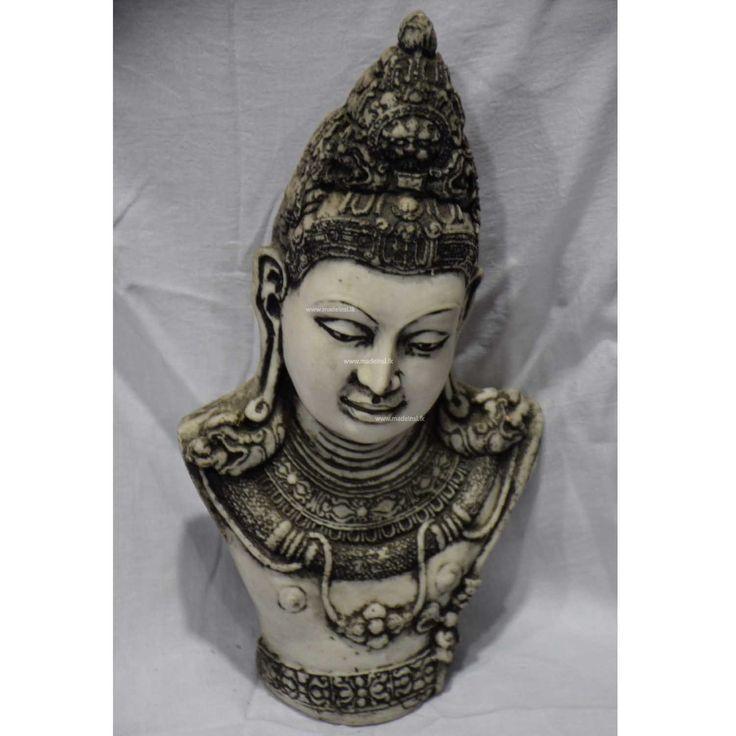 Stone Bodhisathwa Sirasa Statue