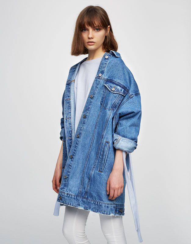 17 best ideas about jeansjacke damen on pinterest damen jeans denim winterjacke damen and. Black Bedroom Furniture Sets. Home Design Ideas