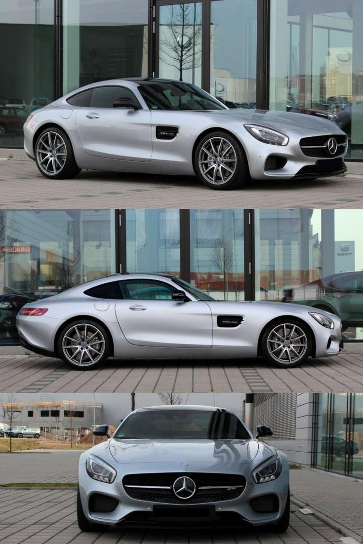 Mercedes Benz AMG GT | 2016 | Silver | #rent #mercedes #amg