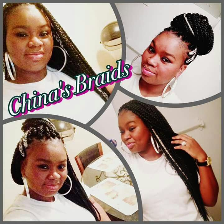 ... box large fierce hair braids twist boxes box braids forward large and