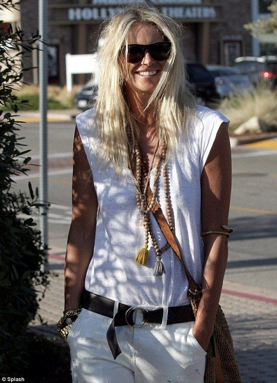 b2f112e195449 Celebrity Mala Elle Macpherson Mala Yoga BOHO Chic Prayer Beads in ...