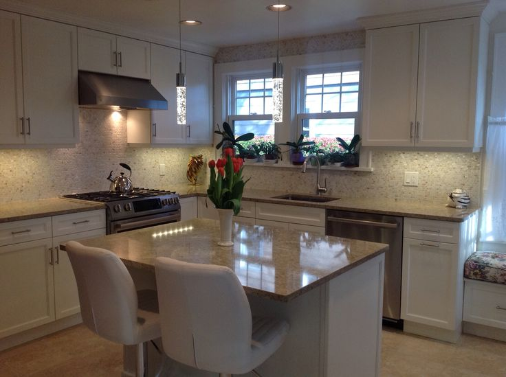 Take A Look At This Beautiful Kitchen Project That Was Recently Completed With The Help Of