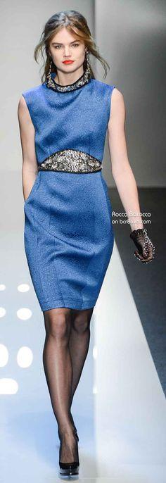 Roccobarocco Fall Winter 2013-14 Ready to Wear Milan