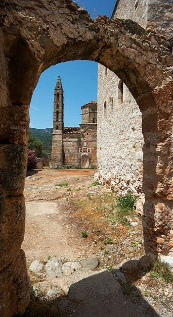 Medieval Kardimyli, Peloponnese, Greece (by Chrisconphoto on Flickr)
