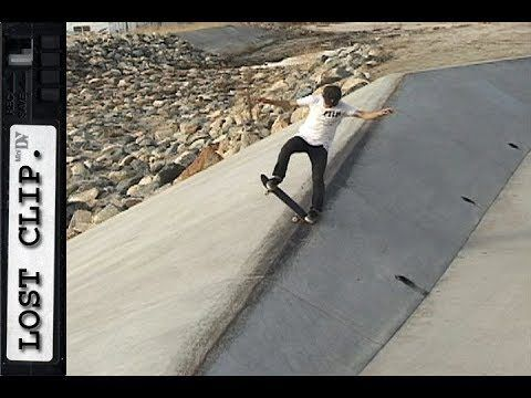 Geoff Rowley Lost & Found Skateboarding Clip #171 Long Noseblunt: Source: Skateintheday on YouTube