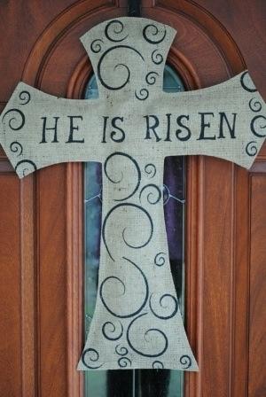He is Risen  www.crosswounds.com