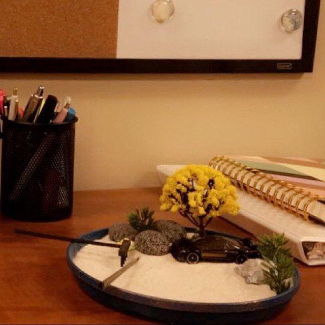 Mini Zen Garden Ocean Sand Garden Desk Accessory 400 x 300