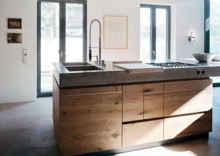Wiedemann Werkstätten – exclusives Küchen-Interior für München... via Designchen