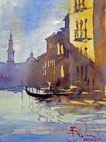 venice-grand-canal - Ben Warner