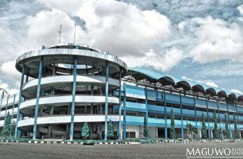 Stadion Maguwoharjo Sleman Mirip Stadion Di Eropa