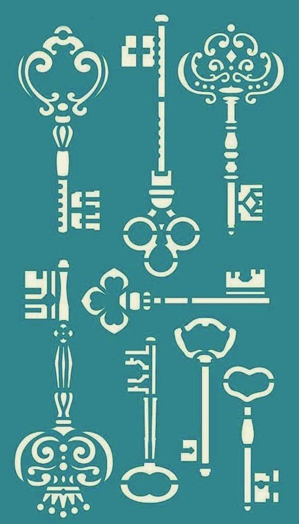 Printable Stencil Patterns For Many Uses (42)
