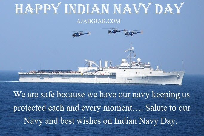 Salute To The Strength And Trust Of The Guardians Of The Sea Greetings To The Indiannavy Family On The 46th Indian N Navy Day Indian Navy Day Indian Navy