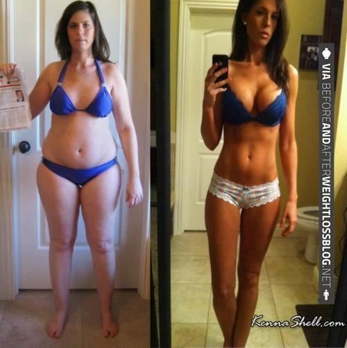weight loss before and after pictures blog