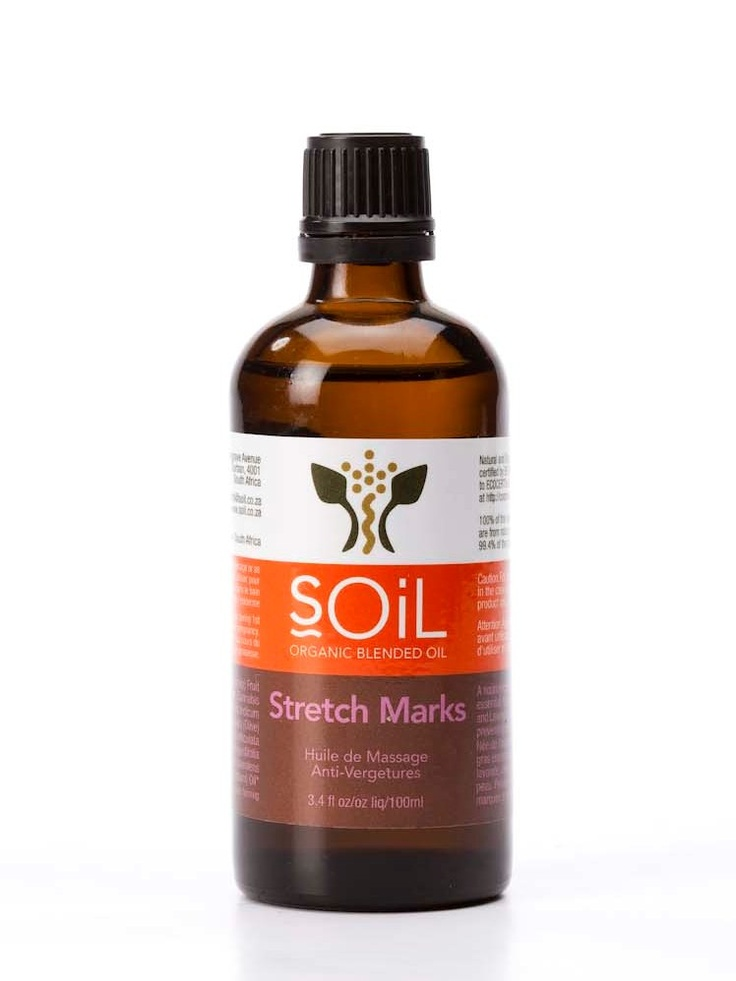 Soil Stretchmarks