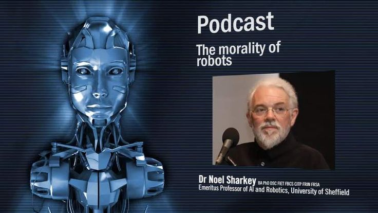 The Morality of Robots Podcast