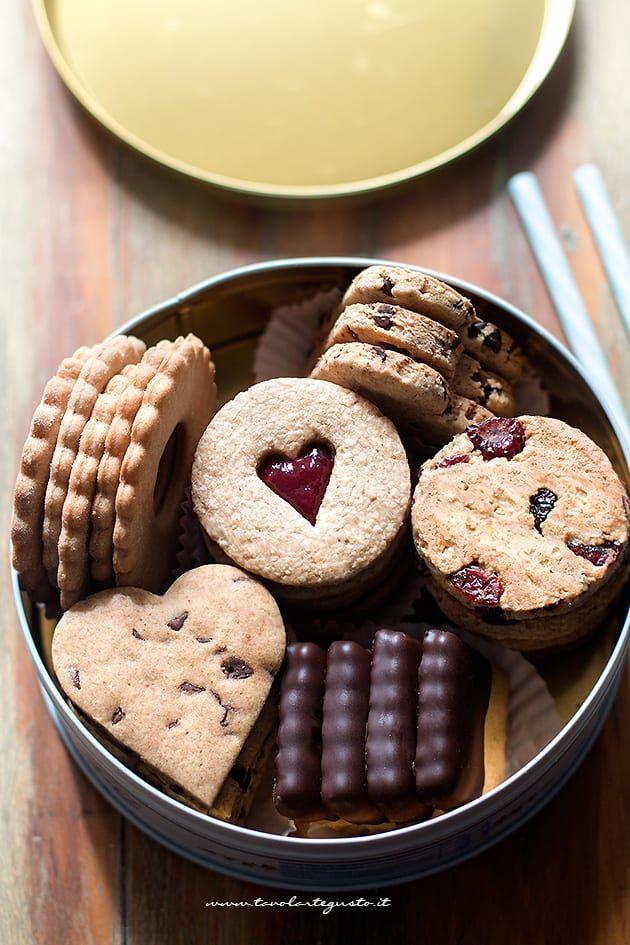 Biscotti integrali - Ricetta Biscotti integrali