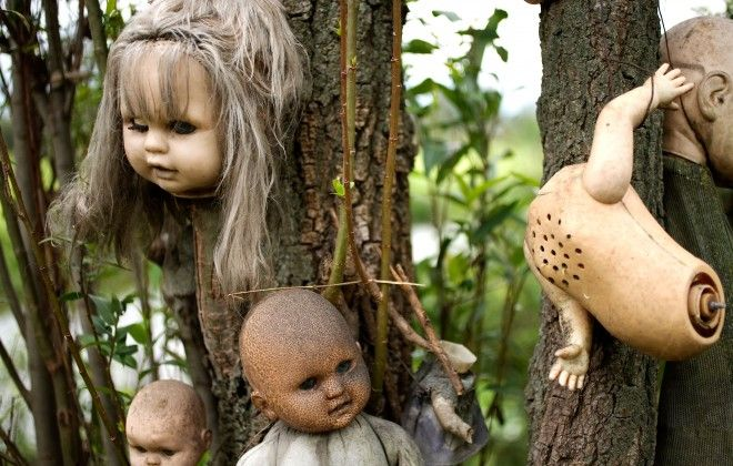 Isla de las Muñecas: Mexico's terrifying island of haunted dolls
