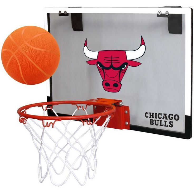"Rawlings Chicago Bulls ""Game On"" Backboard Set, Team"