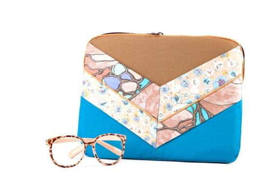 Laptop bag bag by delikates on Etsy, $47.00