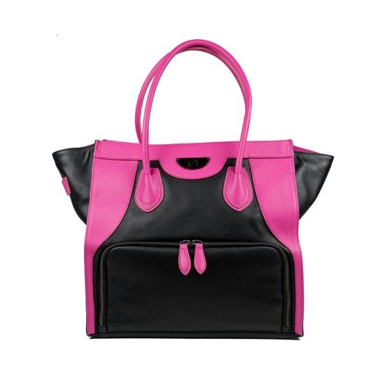 Victoria Elite Tote from 6 Pack Bags. I wish. So much cuter than their other bags and still functional!