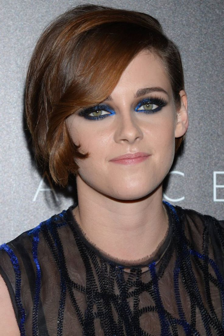 La mirada 'dark' de Kristen Stewart