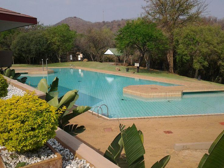Beautiful swimming pools at Loskop Dam S&M Diplomatic Tailored Tours