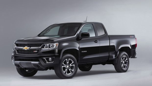 2015 Chevy Colorado: A Midsize Pickup Packing Diesel Power - Gas 2