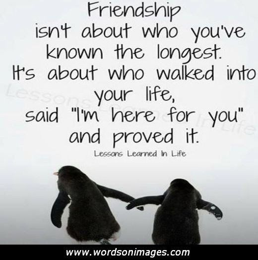 Unexpected Friendship Quotes Collection Of Inspiring Quotes