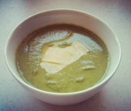 Recipe Simple Broccoli Soup by ThermoMiss - Recipe of category Soups